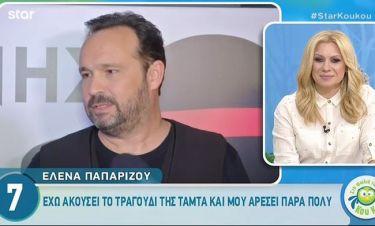 Κώστας Μακεδόνας:Όποιος μου λέει να διαλέξω ανάμεσα στο πιλοτάρισμα και το τραγούδι είναι εχθρός μου