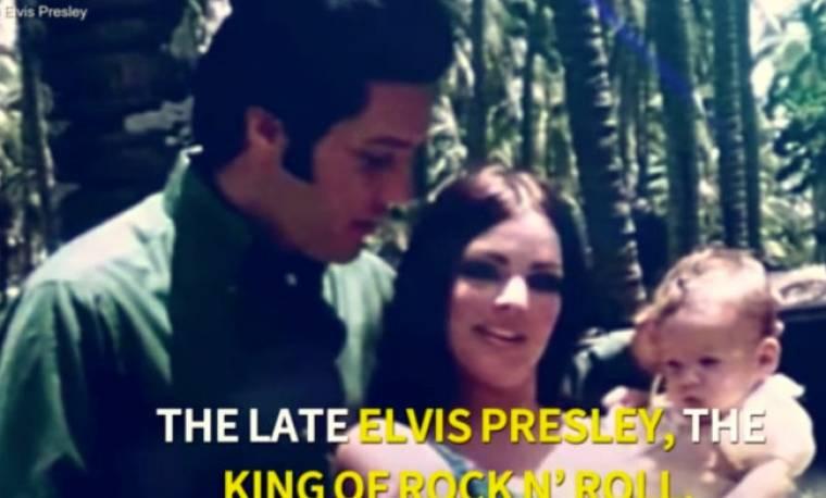 H Lisa Marie Presley κυκλοφόρησε ντουέτο με τον αξέχαστο πατέρα της, τιμώντας τη μνήμη του!