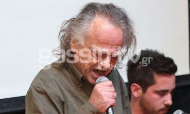 Νίκος Καλογερόπουλος: Ξεκίνησε τα live του στην πόλη