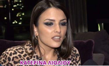 Κατερίνα Λιόλιου: «Μετά το The Voice, μου έγινε πρόταση για να συμμετέχω στη Eurovision...»