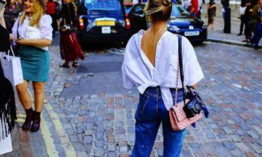 9 φρέσκιες ιδέες για να φορέσεις το τζιν σου και να τραβήξεις όλα τα βλέμματα πάνω σου