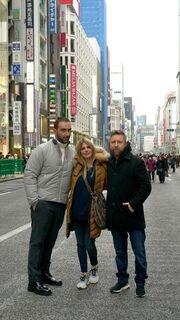 Γιάννης Βαρδής-Νατάσα Σκαφίδα: Ταξιδεύουν στο Τόκιο και κάνουν την μεγάλη αποκάλυψη στον Κοκλώνη