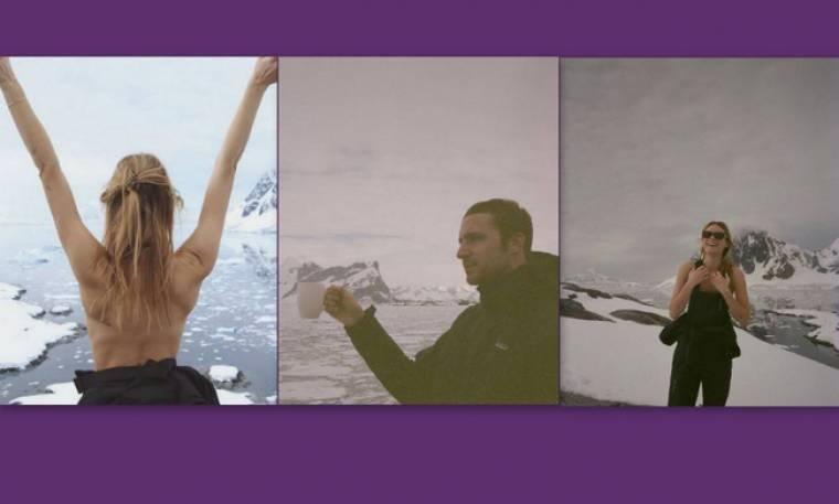 Τεό Νιάρχος - Καμίλ Ρόου: Ο φλογερός έρωτας, η επισημοποίηση και το ταξίδι στην Ανταρκτική!