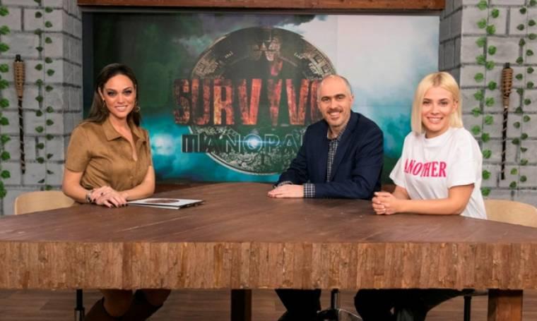 Survivor Πανόραμα: Η Μπάγια Αντωνοπούλου υποδέχεται την Ντέμη Τσαγανού