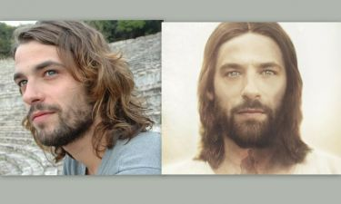 Ο Αποστόλης Τότσικας στο ρόλο του Ιησού - Η απίστευτη μεταμόρφωσή του