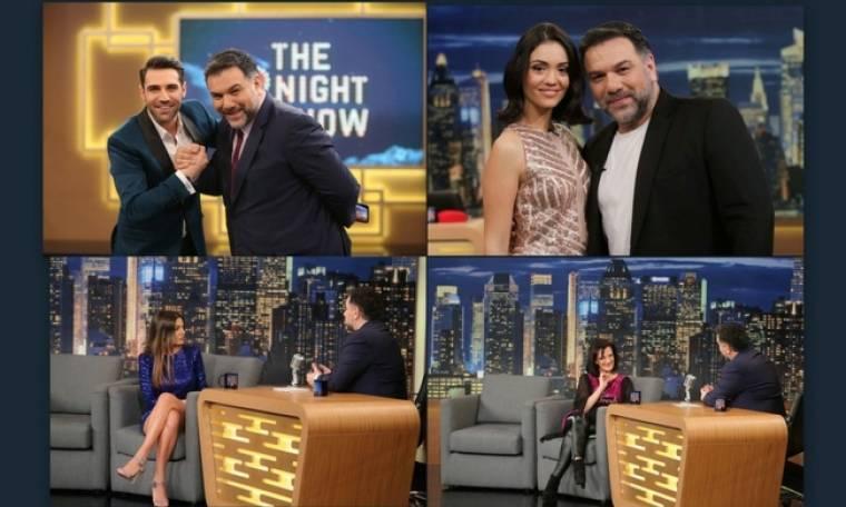 The 2night show: Αυτοί είναι οι καλεσμένοι στην αποψινή εκπομπή του Αρναούτογλου