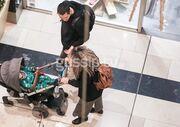 Σωτήρης Κοντιζάς: Βόλτα και ψώνια με την οικογένεια για τον κριτή του MasterChef!