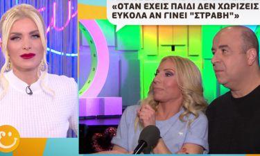 Μάρκος Σεφερλής-Έλενα Τσαβαλιά: Αποκάλυψαν πόση διάρκεια έχει το…σεξ!