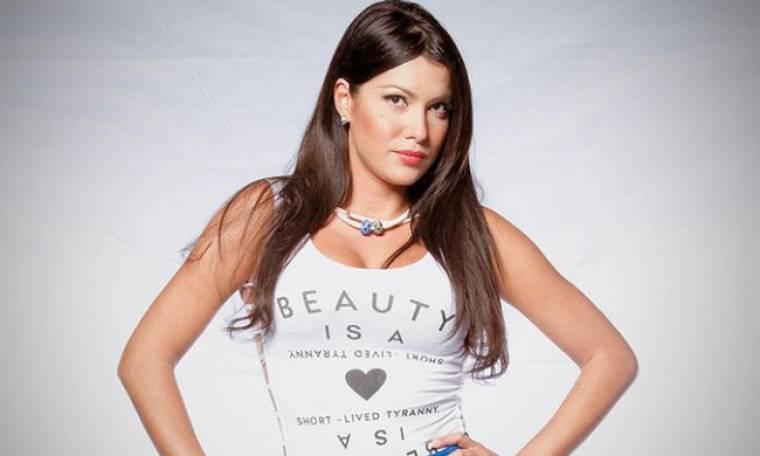 Κλέλια Ρένεση: Δείτε την ηθοποιό με φουσκωμένη κοιλίτσα