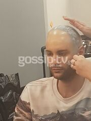 YFSF: Αγνώριστος ο Ίαν Στρατής ως Justin Timberlake
