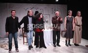 Οι επώνυμοι που έδωσαν το παρών στην επίσημη πρεμιέρα της παράστασης «Χρωματιστές γυναίκες»!