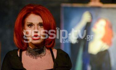 Η Πωλίνα Γκιωνάκη έκανε πρεμιέρα με την παράσταση «Ονομάζομαι άγνωστη»!
