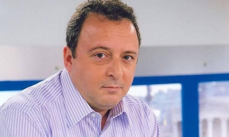 Ο Δημήτρης Καμπουράκης επιστρέφει τηλεοπτικά!
