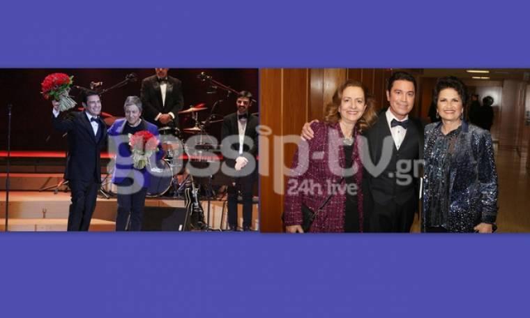 Μάριος Φραγκούλης: Συναυλία στο Μέγαρο Μουσικής