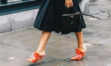 Οι πιο hot τάσεις στα παπούτσια που θα φορέσεις σε λιγότερο από έναν μήνα