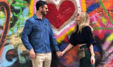Χρήστος Βασιλόπουλος - Σάρα Κόνερ: Έκαναν το επόμενο βήμα στη σχέση τους