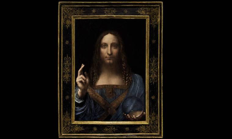 Salvator Mundi: Ο Ντα Βίντσι των 450 εκατομμυρίων ίσως είναι ψεύτικος!