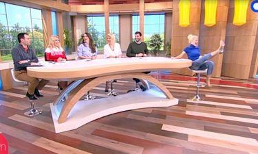 Ελένη: Έλιωσε στο γέλιο με την επική ατάκα συνεργάτη της on air