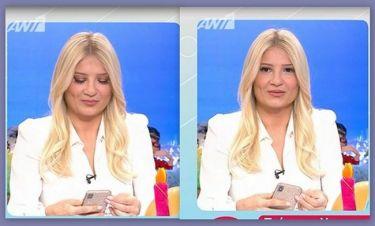Σκορδά: Τα αλλεπάλληλα μηνύματα στο κινητό της – Ποιους ενόχλησε το θέμα που πρόβαλε το Πρωινό!