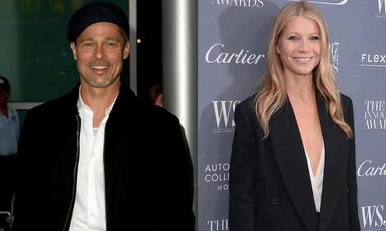 Brad Pitt-Gwyneth Paltrow: Το τέλος της σχέσης τους είχε πονέσει την ηθοποιό