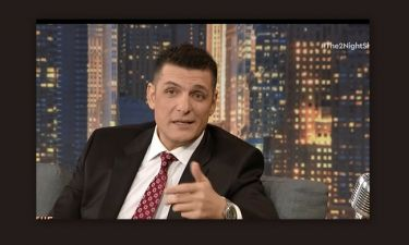 «The 2night show»: Χρίστος Αντωνιάδης: «Δεν υπήρχαν προτάσεις και σταμάτησα το τραγούδι»