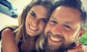 Γιάννης Βαρδής: Δείτε τη νέα φωτογραφία της γυναίκας του με φουσκωμένη κοιλίτσα