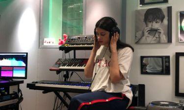 Eurovision 2019: Η Ντούσκα ολοκλήρωσε την ηχογράφηση του τραγουδιού – Οι πρώτες εικόνες