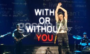 YFSF: Ο θρύλος Bono στη σκηνή, στο πρόσωπο του Βαγγέλη Παναγόπουλου
