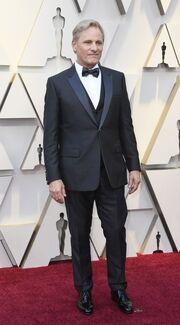 Viggo Mortensen με Dior