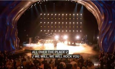 Όσκαρ 2019: Η στιγμή που οι Queen ρόκαραν στην έναρξη της απονομής και... όλοι χόρευαν