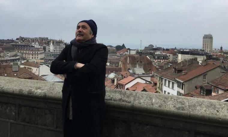 Λάκης Λαζόπουλος: Μετά το «Αλ Τσαντίρι» επιστρέφει με σίριαλ! Τι αποκαλύπτει ο ίδιος;