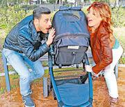Γνωστό ζευγάρι της ελληνικής σόουμπιζ θέλει και δεύτερο παιδί!