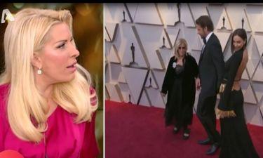 Κλάμα! Ελένη: Δείτε την αντίδραση της όταν είδε τον Κούπερ με την Ιρίνα και τη μαμά του στα Όσκαρ!