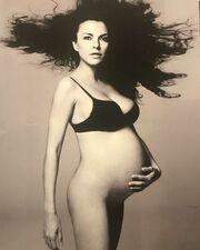Μαρία Σολωμού: H φωτογραφία από την περίοδο της εγκυμοσύνης της!