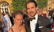 Πριγκιπικό πάρτι στο St. Moritz για τον πρίγκιπα Φίλιππο και την Nina Flohr