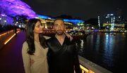 Celebrity Travel: Το ταξίδι του Νίκου Κοκλώνη στη Σιγκαπούρη με την Ηλιάνα Παπαγεωργίου συνεχίζεται