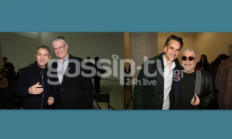 Φεστιβάλ Αθηνών και Επιδαύρου: Ήταν όλοι εκεί στην παρουσίαση του φετινού προγράμματος