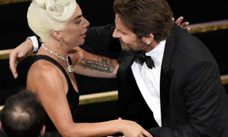 Αυτή η ηθοποιός μόλις σύγκρινε τη Lady Gaga και τον Bradley Cooper με τους Brangelina