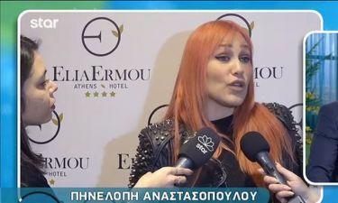 Πηνελόπη Αναστασοπούλου: «Θα πάω Θεσσαλονίκη με το μωρό και τη μαμά μου»