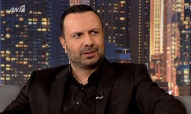 The 2Night Show: Δεν φαντάζεστε από ποιον κορυφαίο συγγραφέα είχε πάρει συνέντευξη ο Τάσος Τρύφωνος