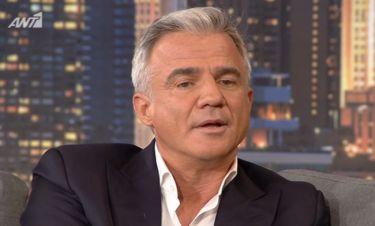 Δημήτρης Αργυρόπουλος: «Έχω κλάψει μπροστά σε όλες τις γυναίκες μου»