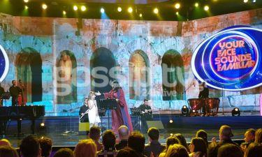 YFSF: Με τεράστιο άγχος στη σκηνή η Κατερίνα Στικούδη ως Μαρία Φαραντούρη (photos)