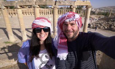 Το Happy Traveller ξεκινά το ταξίδι του στην Ιορδανία