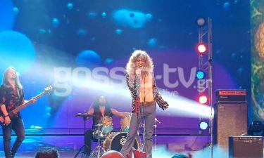 YFSF: Από το Nomads δίπλα στον Ίαν Στρατή για τους Led Zeppelin (photos)