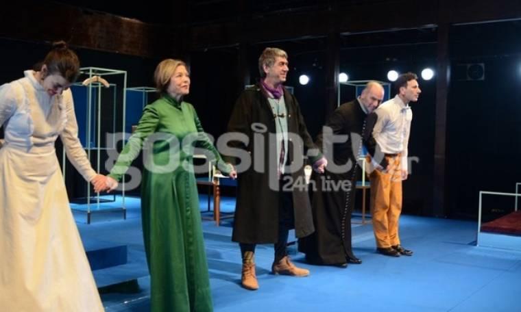 Η θεατρική παράσταση «Βρυκόλακες» έκανε πρεμιέρα
