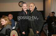 Άγγελος Μπούρας: Ο ηθοποιός γιόρτασε τα γενέθλιά του με επώνυμους φίλους