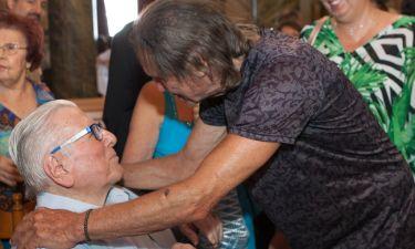 Το συγκινητικό αντίο του Κώστα Βουτσά στον Φαίδωνα Γεωργίτση