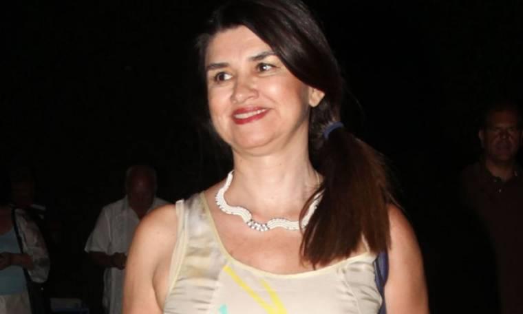 Άννα Κουρή: Στο θέατρο με την μητέρα της