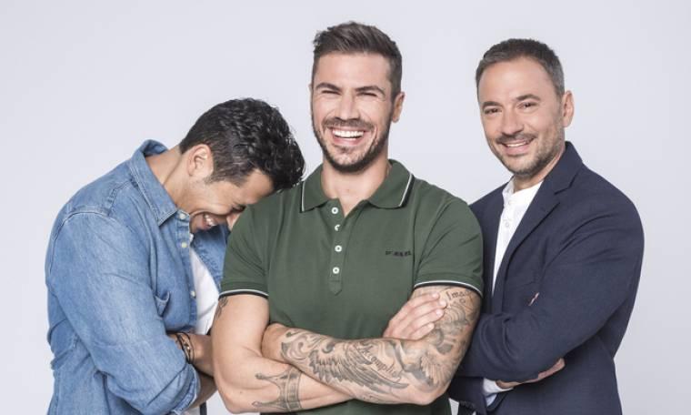 Σε νέα ώρα το «Bake Off Greece»: Οι φιναλίστ διαγωνίζονται τελευταία φορά σε ομάδες
