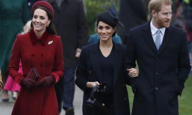 Αυτός είναι ο πραγματικός λόγος που η Kate Middleton δεν πήγε στο baby-shower της Meghan Markle